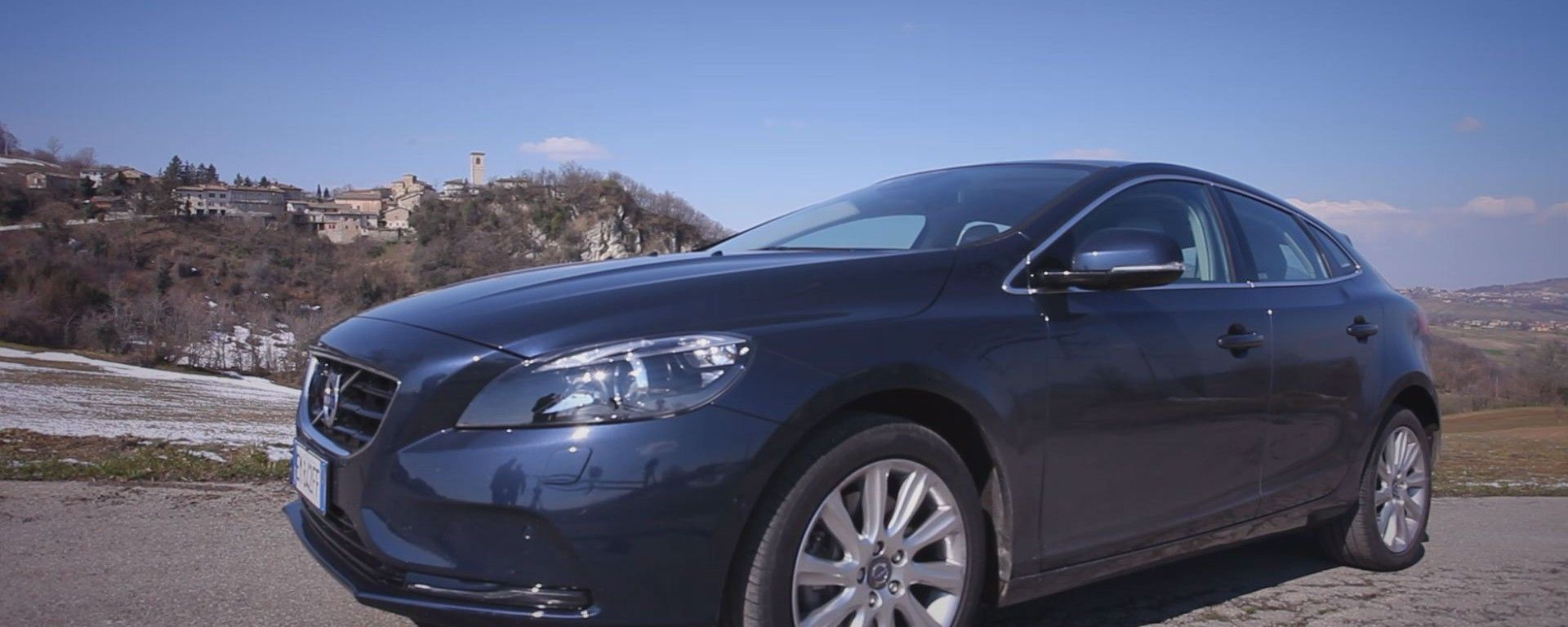 Volvo V40 D3 Geartronic Summum