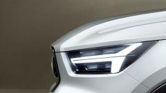 Volvo V40 e XC40 concept: il gruppo ottico anteriore