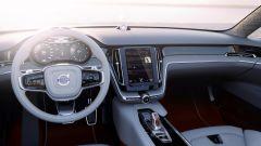 Volvo V60 2018, il più grande cambiamento sarà negli interni