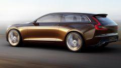 Volvo V60 2018: si ispirerà alla V90 e alla Concept Estate