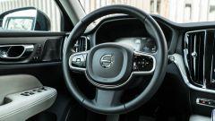 Volvo V60 2019: il volante