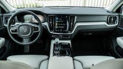 Volvo V60 2019: la plancia