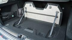 Volvo V60 2019 plug-in hybrid: il doppiofondo del bagagliaio