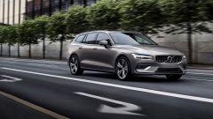 Volvo V60: 3/4 anteriore