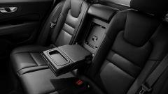 Volvo V60: i sedili posteriori