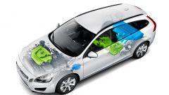 Volvo V60 ibrida plug-in - Immagine: 2