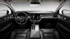 Volvo V60: la plancia con schermo da 8,4 pollici
