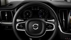 Volvo V60: la strumentazione