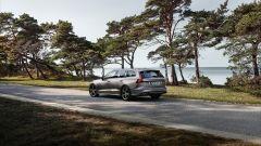 Volvo V60: lunga 4, 76 metri è cresciuta di 13 cm rispetto al modello precendete