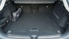 Volvo V60 plug-in hybrid: il bagagliaio