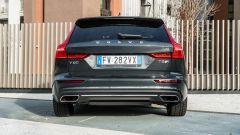 Volvo V60 T8 Twin Engine AWD Geartronic 2019, il posteriore