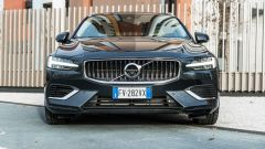 Volvo V60 T8 Twin Engine AWD Geartronic 2019, vista frontale
