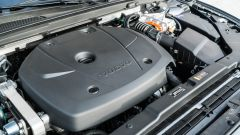 Volvo V60 T8 Twin Engine AWD Geartronic, il motore