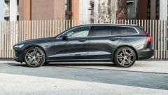 Volvo V60 T8 Twin Engine AWD Geartronic, vista laterale