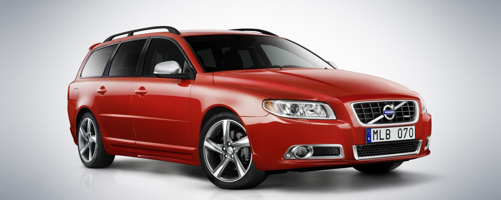 Volvo V70 R-Design e S80 Executive