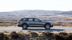 Volvo V90 Cross Country: come la XC90 la station svedese può contare su un selettore per la guida in offroad