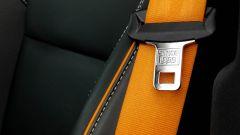 Volvo V90 Cross Country D5 Ocean Race: anche le cinture di sicurezza sono arancioni