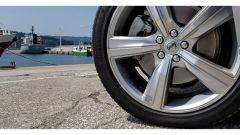 Volvo V90 Cross Country D5 Ocean Race: dettaglio del cerchio da 20 pollici