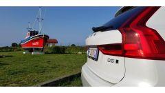 Volvo V90 Cross Country D5 Ocean Race: dettaglio del gruppo ottico posteriore