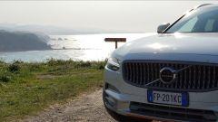 Volvo V90 Cross Country D5 Ocean Race: dettaglio della calandra