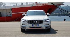 Volvo V90 Cross Country D5 Ocean Race: vista anteriore