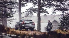 Volvo V90 Cross Country: i motori diesel sono il D4 da 190 cv e il D5 da 235 cv