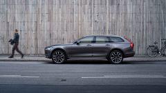 Volvo V90 Cross Country: la lunghezza è come quella della versione normale, ovvero 4,9 metri