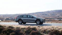 Volvo V90 Cross Country: la station wagon svedese per il fuoristrada