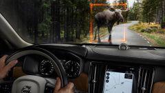 Volvo V90 Cross Country: numerosi i sistemi di sicurezza e assistenza alla guida