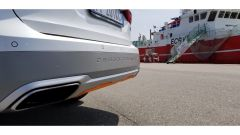 Volvo V90 Cross Country: un tocco arancione rende inconfondibili gli esterni di questa serie speciale
