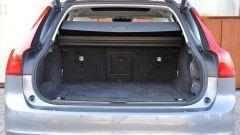 Volvo V90 D4 Geartronic Inscription: il bagagliaio passa da 560 litri a 1.526