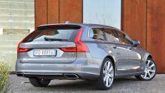 Volvo V90 D4 Geartronic Inscription: tutto il meglio della wagon - Immagine: 6