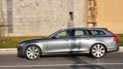 Volvo V90 D4 Geartronic Inscription: tutto il meglio della wagon - Immagine: 37