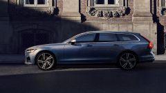 Volvo V90 e S90 R-Design: anche l'assetto è più sportivo