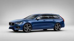 Volvo V90 e S90 R-Design: tocco sportivo per le ammiraglie Volvo  - Immagine: 11