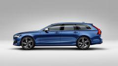 Volvo V90 e S90 R-Design: tocco sportivo per le ammiraglie Volvo  - Immagine: 12