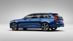 Volvo V90 e S90 R-Design: tocco sportivo per le ammiraglie Volvo  - Immagine: 14