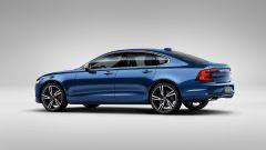 Volvo V90 e S90 R-Design: tocco sportivo per le ammiraglie Volvo  - Immagine: 20