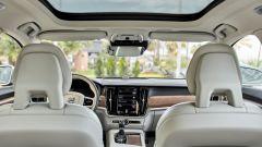 Volvo V90: i sedili anteriori