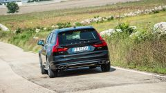 Volvo V90: la capienza massima del bagagliaio è di 1.526 litri