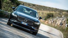 Volvo V90: la gamma motori comprende unità benzina e diesel