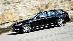 Volvo V90: prova, dotazioni, prezzi