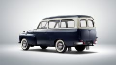 Volvo: dalla Duett alla V90, 60 anni col baule  - Immagine: 2