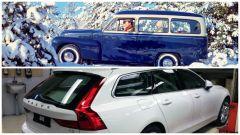 Volvo: dalla Duett alla V90, 60 anni col baule  - Immagine: 35