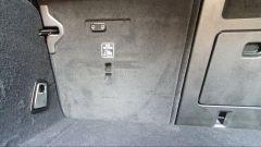 Volvo V90 T6 Recharge Plug-in Hybrid AWD Inscription, ganci odi fissaggio a ridosso degli schienali