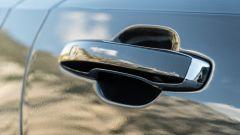 Volvo V90 T6 Recharge Plug-in Hybrid AWD Inscription, le eleganti maniglie delle portiere