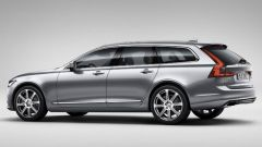 Volvo V90: nuove info e foto - Immagine: 10