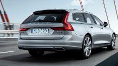 Volvo V90: nuove info e foto - Immagine: 1