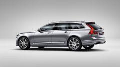 Volvo V90: nuove info e foto - Immagine: 23