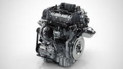 Volvo XC 40: il motore a tre cilindri della versione T3